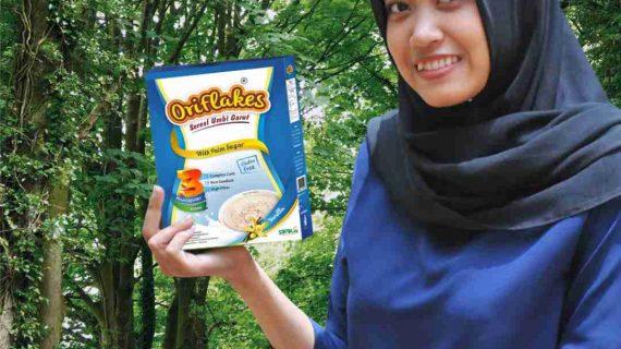 Diet Sehat Oriflakes