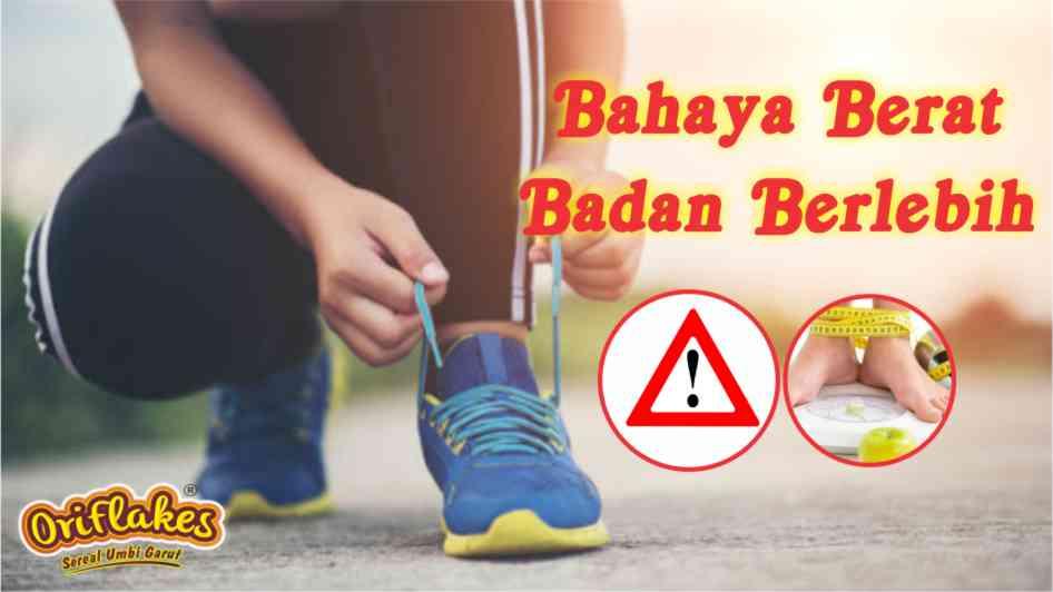 Bahaya Berat Badan Berlebih