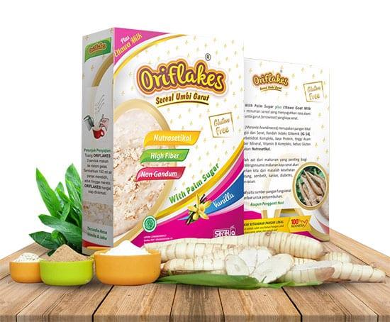 Oriflakes untuk maag, oriflakes untuk asam lambung, manfaat oriflakes