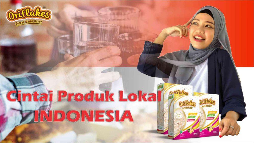 Cinta Produk Lokal Indonesia