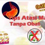 TIPS ATASI MAAG TANPA OBAT