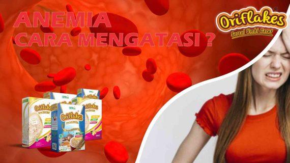 Penyebab Anemia