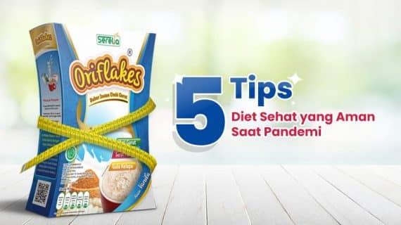 5 TIPS DIET SEHAT YANG AMAN