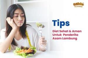 Tips Diet Sehat bagi penderita asam lambung